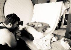studio maternity setup   newborn photography setup   The Ramblings of a Boho Mum