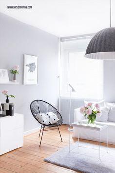 acapulco chair, interior inspiration, cozy corner, reading corner, Möbel