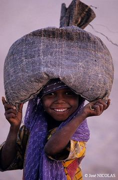 Child from Chad