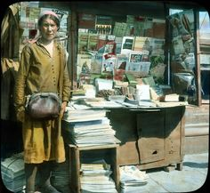 Life in Moscow 1931 in Color Photos