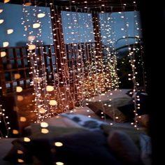 10 Waterfall String Light Wedding Decoration Ideas To make a wedding from ordina. 10 Waterfall String Light Wedding Decoration Ideas To make a wedding from ordinary to extraordinary, wedding decorations. My New Room, My Room, Light Decorations, Wedding Decorations, Gazebo Decorations, Christmas Decorations, Decor Wedding, Decoration Inspiration, Decor Ideas