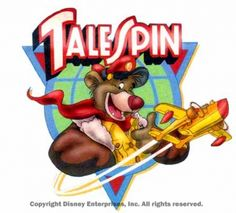 "One of the most beloved shows from the late 80′s/ early 90′s syndicated block of animated shows known as ""The Disney Afternoon,"" TaleSpin stars Baloo of Jungle Book fame as a cargo pilot with his side kick, Kit Cloud Kicker as they have high flying adventures in each episode.  The show started in 1990, with three seasons that made up of 65 episodes.  It has had some VHS releases and more recently, the full series had been stared to be released, with a Volume One and Volume Two…"