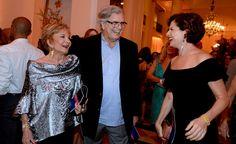 Glória Menezes, Tarcísio Meira e Débora Bloch