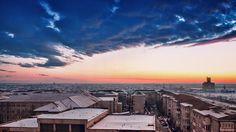 Vedere panoramică din cartierul Ioșia | Oradea in imagini