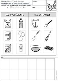 Chandeleur - tri ingrédients ustensiles - Cartoons about you searching for. Crepes Party, Teaching French, Mardi Gras, Education, Grande Section, 90s Cartoons, Gout, Recherche Google, Gnomes