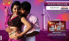 Nani Telugu movie Paisa Audio Release Poster @ http://pjmaja.blogspot.in/2013/05/nani-s-telugu-movie-paisa-full-mp3.html