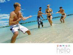 EL MEJOR ALL INCLUSIVE AL CARIBE. Si buscas viajar a las paradisíacas playas de República Dominicana, en Booking Hello te presentamos la forma más fácil de hacerlo, ya que creamos los mejores packs del mercado para tener un viaje todo incluido a uno de los destinos más hermosos del mundo. Vive las mejores vacaciones en compañía de tus amigos y descubre los beneficios que puedes obtener con nosotros, para seguir recorriendo el mundo. #paquetesalcaribe