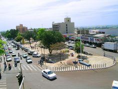Ivaiporã, Paraná, Brasil - pop 32.705 (2014)