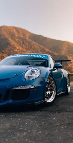 The Porsche 911 is a truly a race car you can drive on the street. It's distinctive Porsche styling is backed up by incredible race car performance. Porsche 911, Cool Sports Cars, Super Sport Cars, Ferdinand Porsche, Supercars, Lamborghini, Maserati Car, Bugatti, Top Luxury Cars
