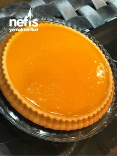 Pie Dish, Ham, Cheesecake, Food And Drink, Cooking Recipes, Pudding, Desserts, Turkish Dessert, Tailgate Desserts