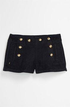 Juicy Couture Sailor Shorts (Little Girls & Big Girls)   Nordstrom