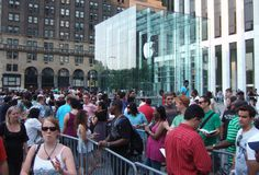 One chart shows you how incredible the iPhone 6's sales numbers really are click here:  http://infobucketapps.com