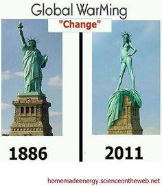 The lighter side of global warming. :)