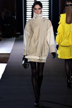 FW12 look11 taupe coat