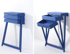 pivot  Design Shay Alkalay, 2008 Solid wood or lacquer Made in the Netherlands by Arco