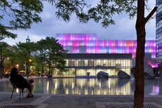 Ryerson Image Centre | Diamond Schmitt Architects | Consullux Lighting Consultants/CEL | Archinect