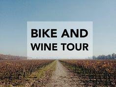 Bike and Wine tour