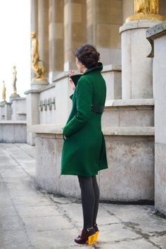 INSPIRATION GREEN COAT 15 by New York can wait..., via Flickr