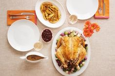 If there are two of you for Thanksgiving dinner, you'll want all the traditional dishes, but not all the leftovers. These Thanksgiving recipes are the perfect portions for two, with a little leftover for later!