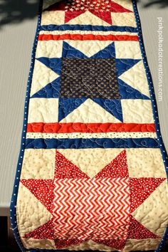 Star Table Runner.