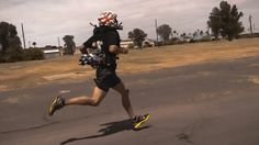 Arizona State University Students Working on a Jetpack Capable of Helping Soldiers Run Faster