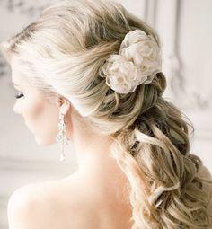 Ideas de #peinados para #novia 09