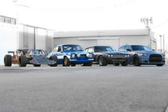Fast and Furious 6 Cars