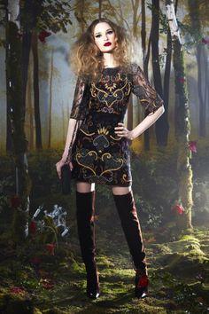 Sfilata Alice + Olivia New York - Collezioni Autunno Inverno 2014-15 - Vogue