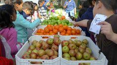 Farmer's Market at Parklane Elementary School