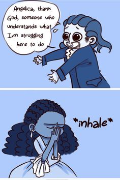 Read Schyler Sisters from the story HAMILTON PICS AND MEMES by Squigglyarms (Squiggle lines) with reads. Alexander Hamilton, Hamilton Musical, Hamilton Broadway, Theatre Nerds, Musical Theatre, Fandoms, Hamilton Comics, Funny Hamilton, Hamilton Quotes
