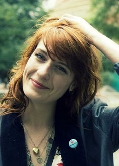 FLORENCE...She is so beautiful!