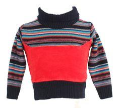 Lovely retro sweater  www.wimenjans.nl