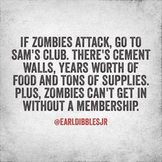 Just be sure to kill all remaining zombified employees and shoppers (and dump them outside)