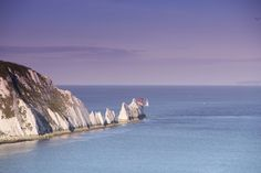 The Needles Park at Alum Bay - Isle of Wight