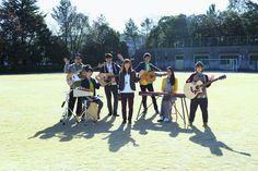 Goose house (2014): shuhei watanabe, migiwa takezawa, shuhei kudo, kei takebuchi, johnny saito, sayaka, manami