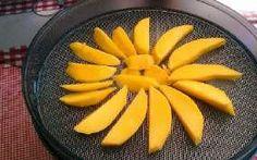 Mangos dörren / gedörrte Mango