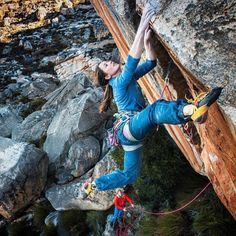 """www.boulderingonline.pl Rock climbing and bouldering pictures and news yuukin030: """"#Repost"""