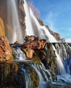Fall Creek Falls - Rigby, Idaho