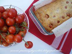 Cóc salat de formatge i cherries