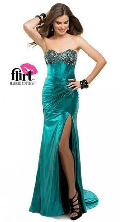Flirt Prom by Maggie Sottero Dress P5833 | Terry Costa Dallas #flirtprom @Terry Song Costa