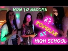 Ale Ale shared a video How To Become Popular, High School, Rainbow, Facebook, Concert, Youtube, Instagram, Rain Bow, Rainbows