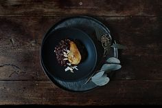 Chocolate risotto / Marta Greber