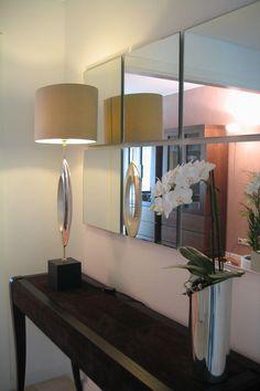 Espelho decorativo quadrado