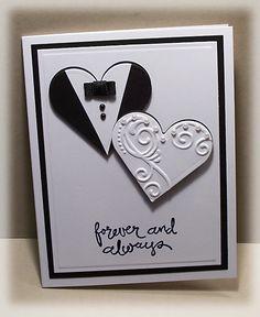 bridal shower - Homemade Cards, Rubber Stamp Art, & Paper Crafts - Splitcoaststampers.com