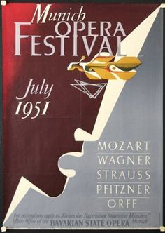 vintage opera posters