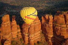 Red Rock Balloons :: Sedona, AZ