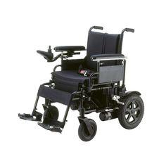 "Cirrus Plus EC Folding Power Wheelchair with 20"" seat"