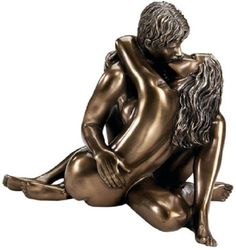 Popular Feng Shui Cures for Love: Enraptured in Love Romantic Sculpture