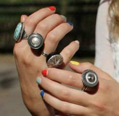 Caggie nails, Made in Chelsea