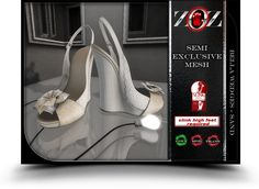 Available on Discount as an Exclusive @ Designer Circle until July 4th! Then @ Main shop. Visit the website for LIMO